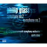 Glass - Symphonies Nos. 2 and 3