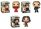FunkoPOP The Princess Bride: Buttercup + Westley + Inigo Montoya – Set NEW
