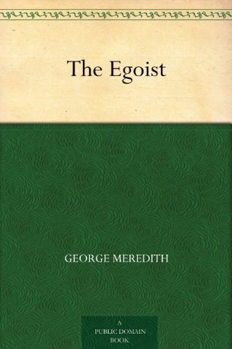The Egoist (English Edition)