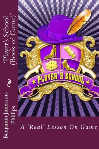 'Player's School' (Book of Game) Cover Image