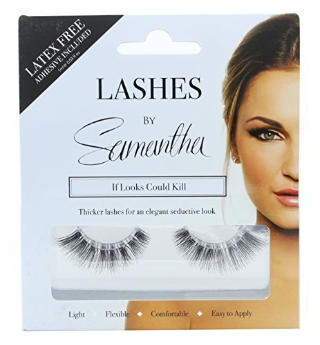 Samantha Faiers Eyelashes, If Looks Could Kill by Samantha Faiers