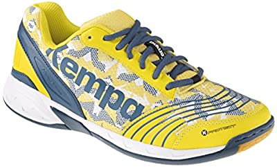 Kempa Attack Three, Zapatillas de Balonmano Unisex Adulto
