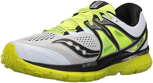 saucony-triumph-iso-3-scarpe-running-uomo-bianco-white-black-citron-43-eu