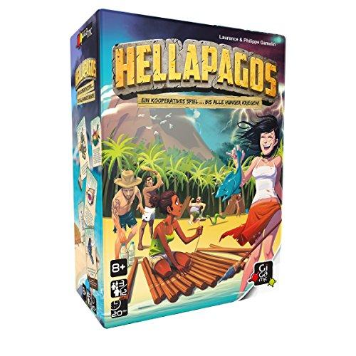 Hellapagos (Wie Zu Spielen The Hunger Games Aus)