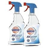 Sagrotan Desinfektions-Reiniger 500ml - Entfernt 99,9% der Bakterien (2er Pack)