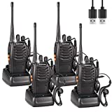 Baofeng 888s Talkie Walkie Longue Distance Two Way Radio USB Rechargeables avec des...