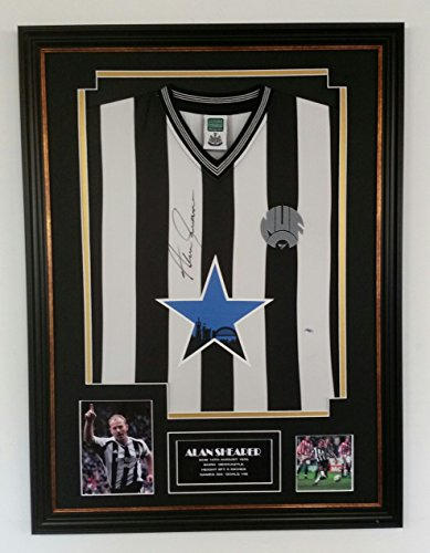 Alan-Shearer-of-Newcastle-Signed-Shirt-AFTAL-DEALER