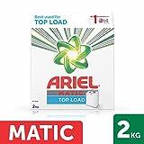 #8: Ariel Matic Top Load Detergent Washing Powder - 2 kg