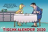 Uli Stein Tischkalender 2020 - Uli Stein