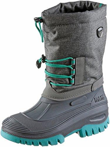 CMP Unisex-Erwachsene Ahto Bootsportschuhe, Grau (Asphalt Mel. U874), 35 EU
