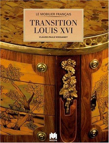 Mobilier Transition, Louis XVI
