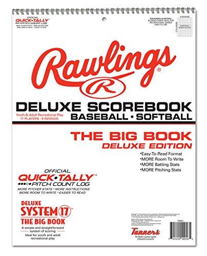 rawlings-deluxe-system-17-baseball-scorebook