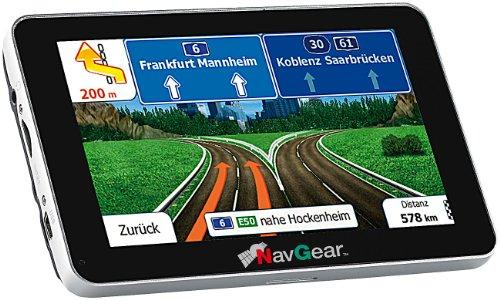 """NavGear 5"""" Navigationssystem StreetMate """"RSX-50-3D"""" Deutschland"""
