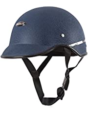 Habsolite All Purpose Safety Helmet with Strap (Blue, Free Size)
