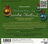 Schon wieder!? Weihnachten bei Familie Thalbach: Geschichten und Gedichte mit Mann und Hund