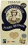 Organic and Gluten Free Quinola Mothergrain Pearl Quinoa, 500g
