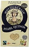 Organic and Gluten Free Quinoa Mothergrain Pearl Quinoa, 500g