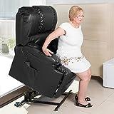 Poltrona Relax Alzapersona con Massaggio 6011 (1000033457)