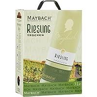 Maybach Riesling Weißwein Trocken (1 x 3 l)