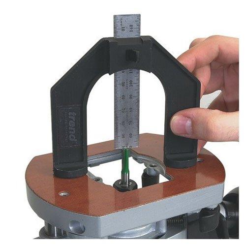 Trend - Router Tiefenmesser - metrisch/imperial - GAUGE/1