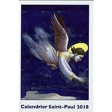 Calendrier Saint-Paul 2018: FORMAT LIVRE
