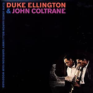 JOHN COLTRANE  LP, DUKE ELLINGTON & JOHN COLTRANE (US ISSUE NEW VINYL)