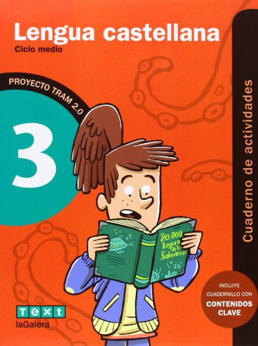 TRAM 2.0 Cuaderno de actividades Lengua castellana 3 - 9788441221130