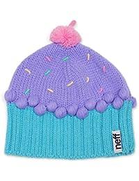 Neff Cupcake Beanie Superschöne Winter Mütze für Damen und Herren