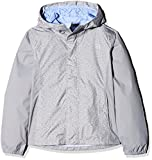 The North Face Resolve Blouson de sport Fille Gris FR : M (Taille Fabricant : M)