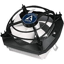ARCTIC Alpine 64 Pro - Ventilador de ordenador para AMD AM4, Cooler CPU muy silencioso