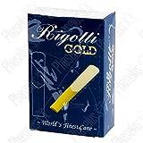 RIGOTTI Gold Ance Clarinetto in Mib–Ance Forza 2,0–Confezione da pezzi