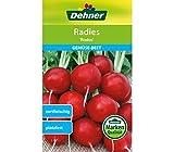 Dehner Gemüse-Saatgut, Radies,