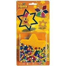 Hama Beads - Stars and Moon Kit (Midi Beads) by Hama