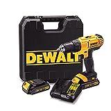 Dewalt DCD771S2-TR Şarjlı Vidalama/Matkap, Sarı/Siyah 1.5 Ah