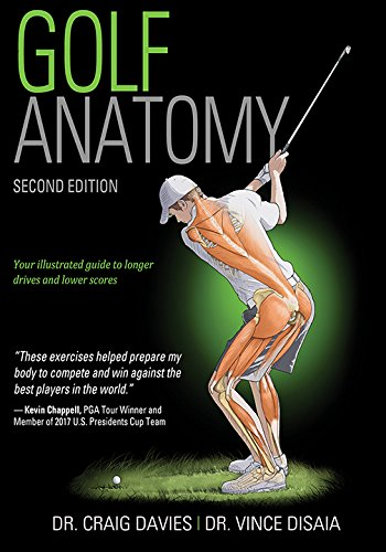 Golf Anatomy (English Edition) por Craig Davies