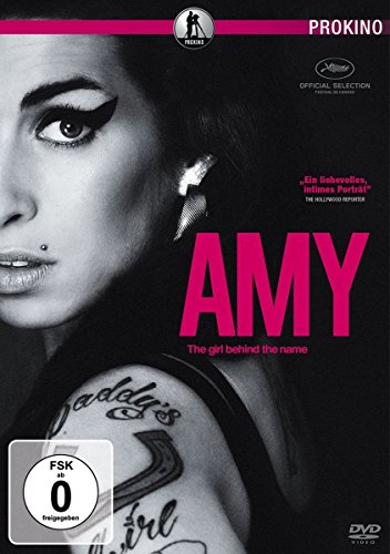 Amy - The Girl behind the Name (OmU) (La Blue Girl Dvd)