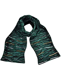 Toutacoo, Green Zebra Scarf