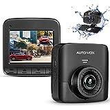 AUTO-VOX FHD 1520P Dual Dashcam, Autokamera Vorne und Hinten mit AHD720P...