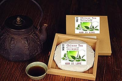 Thé noir Pu Erh, thé fer fermenté à quatre tons, gâteau au thé 400 grammes