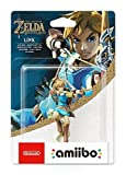 Amiibo The Legend of Zelda: Breath of the Wild Link con l'Arco Figurina