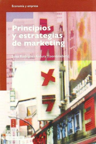Principios y estrategias de marketing (Manuales)