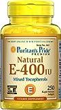 Puritan's Pride Vitamin E-400 IU