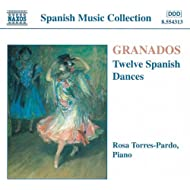 Granados: Piano Music, Vol. 1 - 12 Spanish Dances