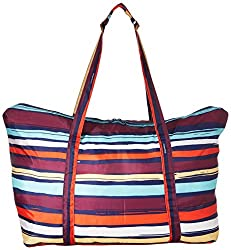 reisenthel mini maxi travelbag M artist stripes Maße: 65 x 41 x 26 cm / Volumen: 30 l