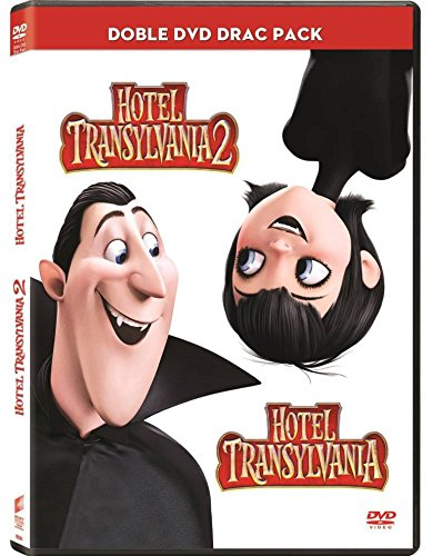 Hotel Transilvania 1+2 [DVD]