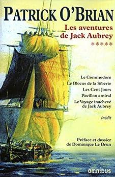 Les aventures de Jack Aubrey T5 (nouvelle édition) par [O'BRIAN, Patrick]