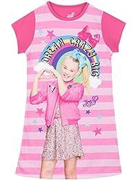 d390c38fc9f JoJo Siwa Girls JoJo Nightdress Ages 5 to 12 Years