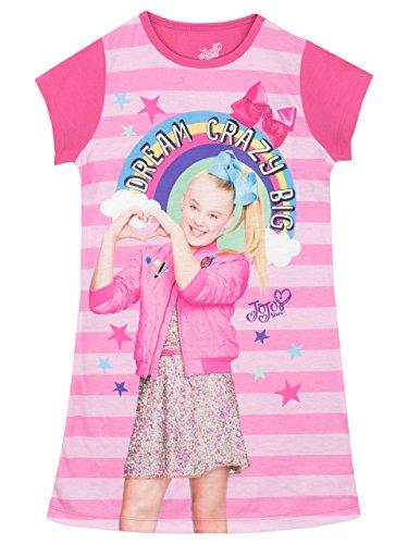 JoJo Siwa Girls Jojo Nightdress Ages 5 to 12 Years