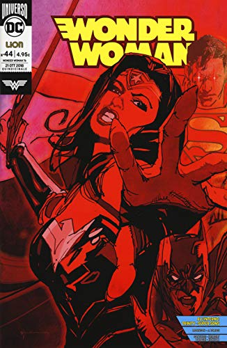 Wonder Woman: 44