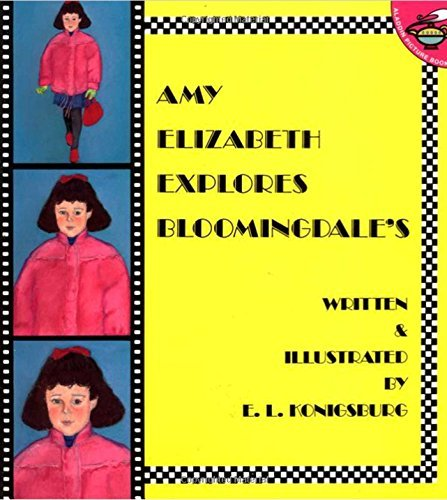 Amy Elizabeth Explores Bloomingdale's by E.L. Konigsburg (1992-10-31)